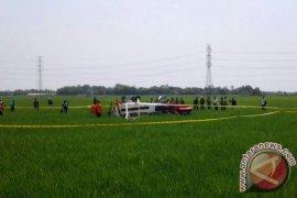 KNKT Investigasi Pesawat Jatuh di Cirebon
