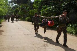 Tentara Filipina temukan tujuh jasad tanpa kepala di Basilan