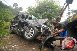 Angka Kematian di Indonesia Akibat Kecelakaan Mobil, Tinggi