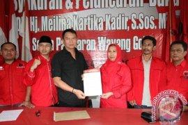 Ketua DPC PDIP Kabupaten Bekasi Resmi Dapat Rekomendasi