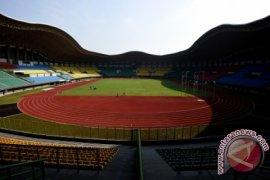 Pemkot Bekasi fokus benahi saluran Stadion Patriot