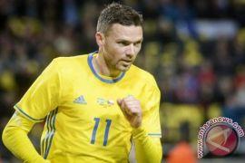 Dikalahkan Swedia, Italia terancam gagal ke Piala Dunia