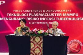 Sharp umumkan teknologi Plasmacluster perkecil risiko penularan TBC