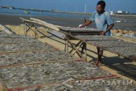 Produksi Ikan Kering Anjlok