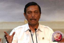 Luhut: Tidak ada penggalangan dana gempa Palu di pertemuan IMF-World Bank