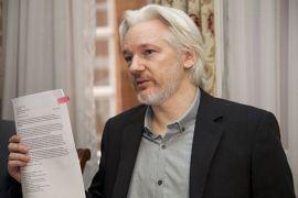 """Julian Assange kini disebut """"peretas"""" oleh pelindungnya"""