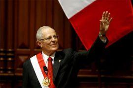 Kabinet Presiden Peru digulingkan