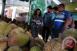 Festival Durian Semarang sajikan 20 ribu durian