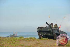 Upaya menjadikan Marinir berkelas dunia