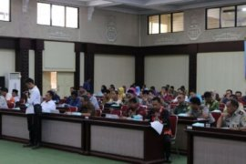Sosialisasi Pengadaan Tanah Jalan Tol Di Lampung