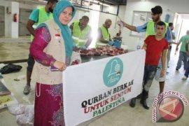 Adara Relief Salurkan Hewan Kurban Untuk Palestina