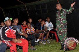 TNI gelar sosialisasi bela negara di Gorontalo