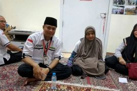 Laporan dari Mekkah - Jamaah hilang paspor bisa diganti SPLP