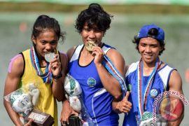 Mahasiswi Bekasi peraih medali Asian Games dipekerjakan Dinas Damkar
