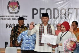 Nachrowi Ramli Soal Anggota Tim Kampanye Agus Harimurti Yudhoyono-Sylviana Murni