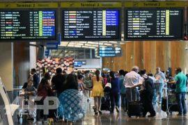 2.000 orang dievakuasi, delapan penerbangan ditunda di bandara Paris