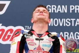 Sam Lowes tercepat di balap Moto2 Aragon