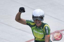 Elga Kharisma absen di Kejuaraan Asia karena cedera