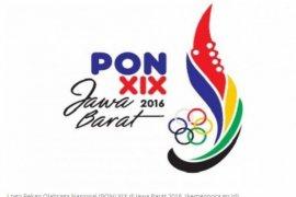 Perolehan Sementara Medali PON 2016
