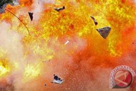Ledakan tangker minyak bakar 20 kendaraan di Nigeria