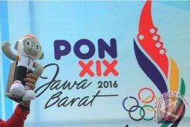Perolehan Medali Sementara PON XIX/2106