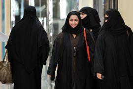 Petisi Arab Saudi tuntut hak penuh bagi perempuan