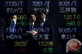 Saham-saham Tokyo dibuka lebih tinggi