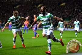 Celtic tahan imbang Manchester City 3-3
