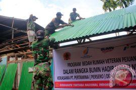 Kodam Iskandar Muda gandeng BUMN bedah rumah veteran