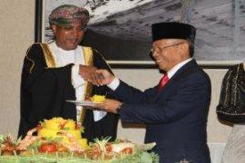Ada Nasi Tumpeng Resepsi HUT RI Di Muscat Oman