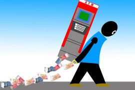 Polisi tangkap pelaku pembobol ATM