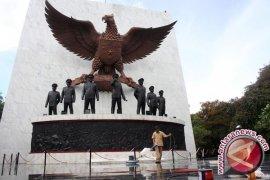 TNI - Polri di Sulut Peringati Hari Kesaktian Pancasila