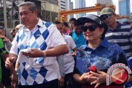 Ketika SBY Main Gendang