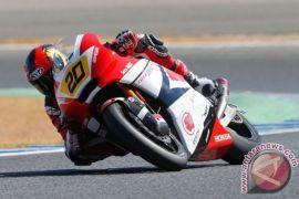 Alex juarai Moto2 GP Prancis, Dimas Ekky terjatuh