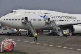 Garuda Indonesia bukukan laba bersih Rp274 miliar