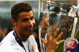 Cristiano Ronaldo ingin pensiun dari sepak bola