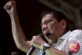 Trump puji Duterte dalam menangani narkoba