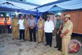 Menteri PUPR - Bendung Pitap Selesai Pada 2018
