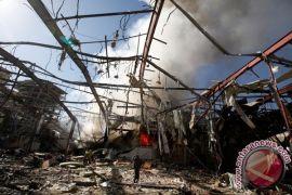 Pasukan pimpinan Saudi gencarkan serangan setelah kematian Saleh