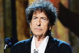 Bob Dylan ke Swedia April tahun depan
