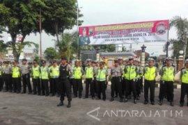 Kawasan Jalan Lingkar Kota Madiun Steril Kedaraan