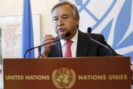 PBB kucurkan 15 juta dolar AS untuk pengungsi Ethiopia