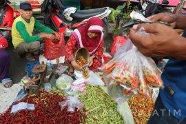 Harga Sayuran di Kota Madiun Naik