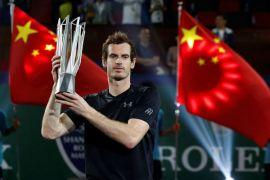 Murray kalahkan Baustista Agut di final Shanghai Masters