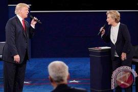 """7 Hal Menarik pada Debat Terakhir, """"Wanita Jahat"""" Sampai """"Boneka Putin"""""""