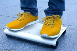 Laptop-Sized Car 'Walkcar' To Be Available For Pre-Order