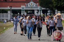 Hunian hotel Yogyakarta 90 persen selama libur panjang akhir pekan