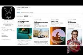 Playboy tanpa bugil tiba di iTunes dan Google Play