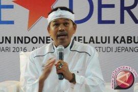 Dedi Mulyadi titip Jawa Barat kepada Ridwan Kamil