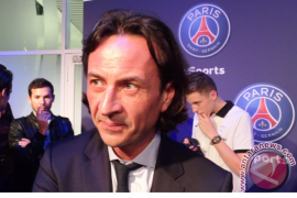 LAPORAN DARI PARIS - PSG ingin gaet fans muda Asia lewat game (video)